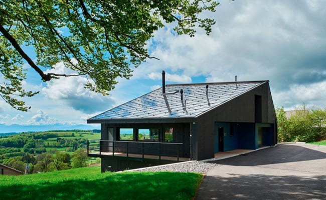 Maison eco-friendly