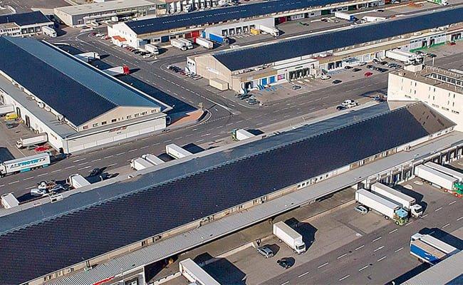 Saint Charles International, la plus grande centrale solaire intégrée au monde