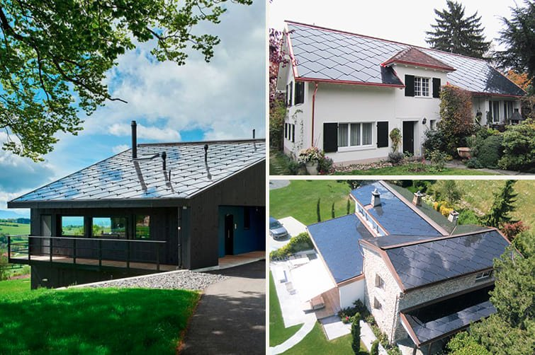 SunStyle Photovoltaic Solar Roof BIPV residential roof